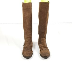 Steve Madden Tall Brown Boots Sz 8